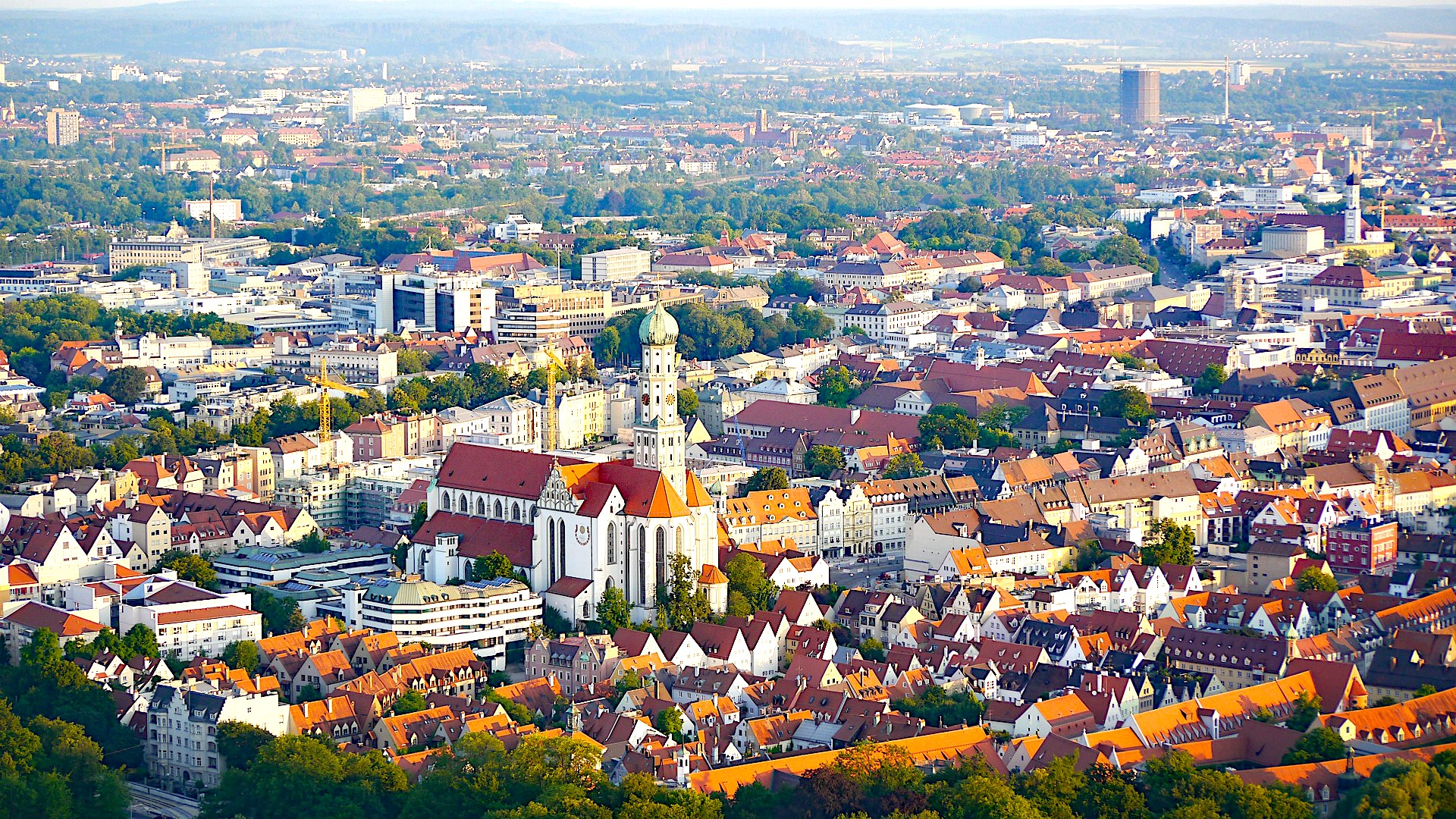 Augsburg, Germany, what to see in germany, visit city, tour, private english driver