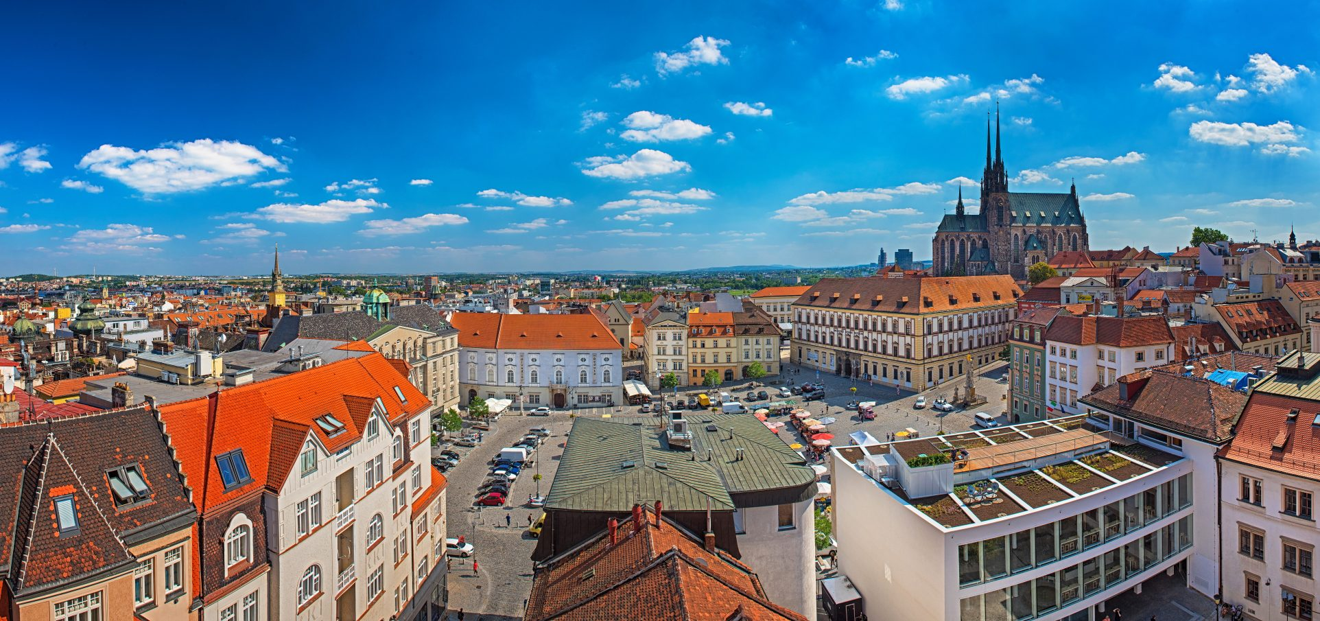 Brno, Czech Republic, city, architecture, transfer, private tour