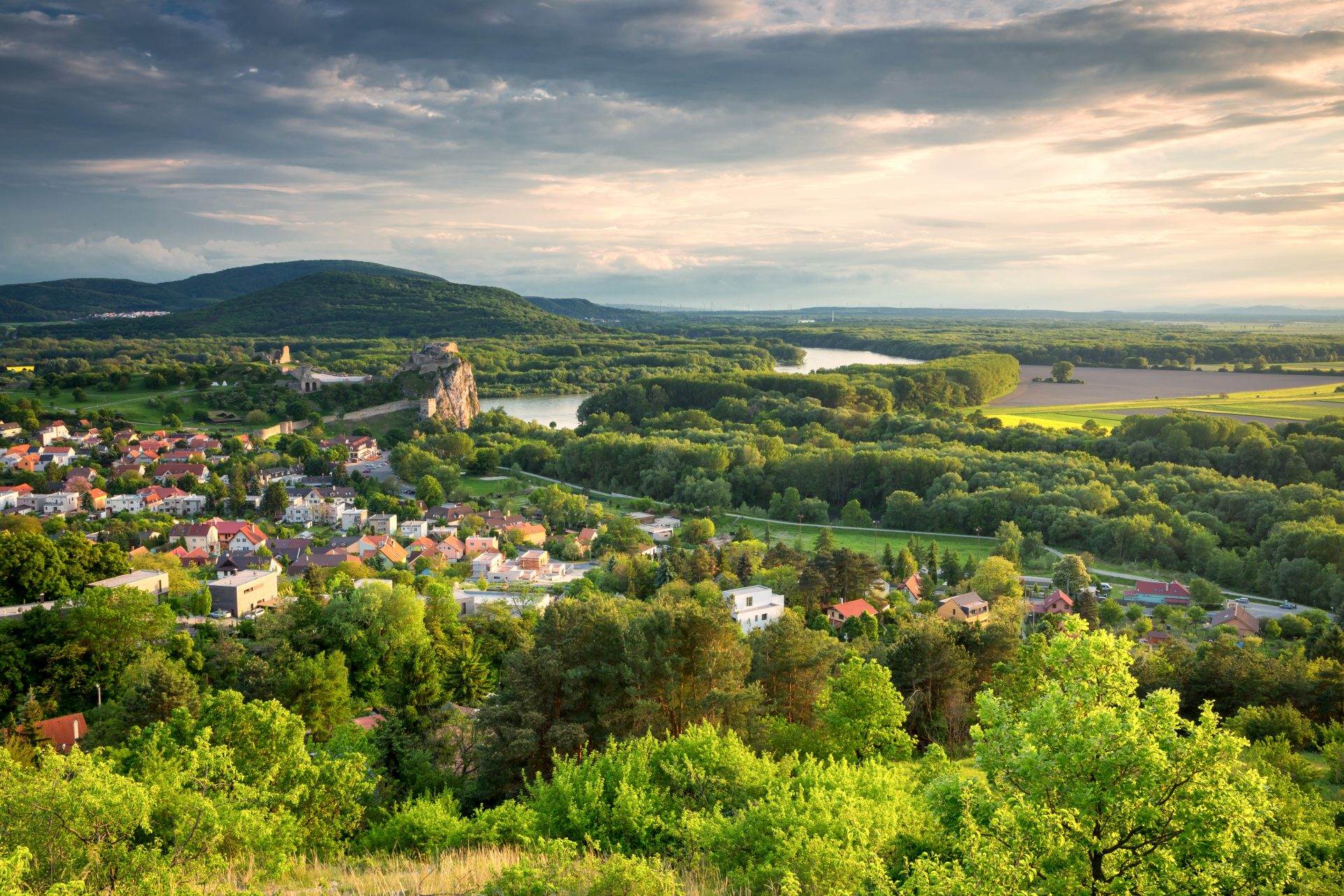 castle devin, slovakia, Danube river, sight, history, private daytrip