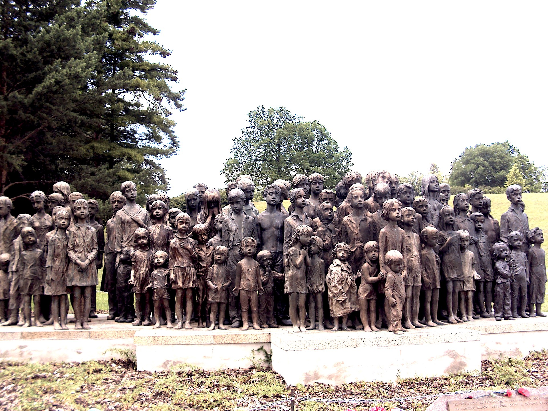 World War II, World War 2, Lidice, Memorial, Nazi, Czech Republic, one day trip