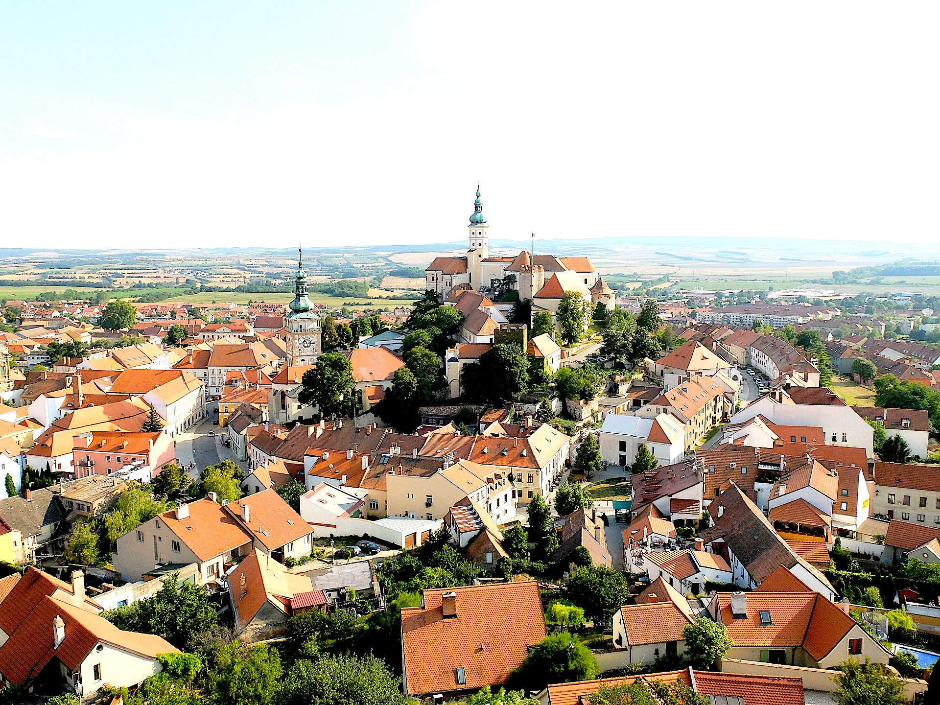 Mikulov, wine in czech republic, private transfer, how to move around in czech republic, english speaking driver, Mikulov Chateu