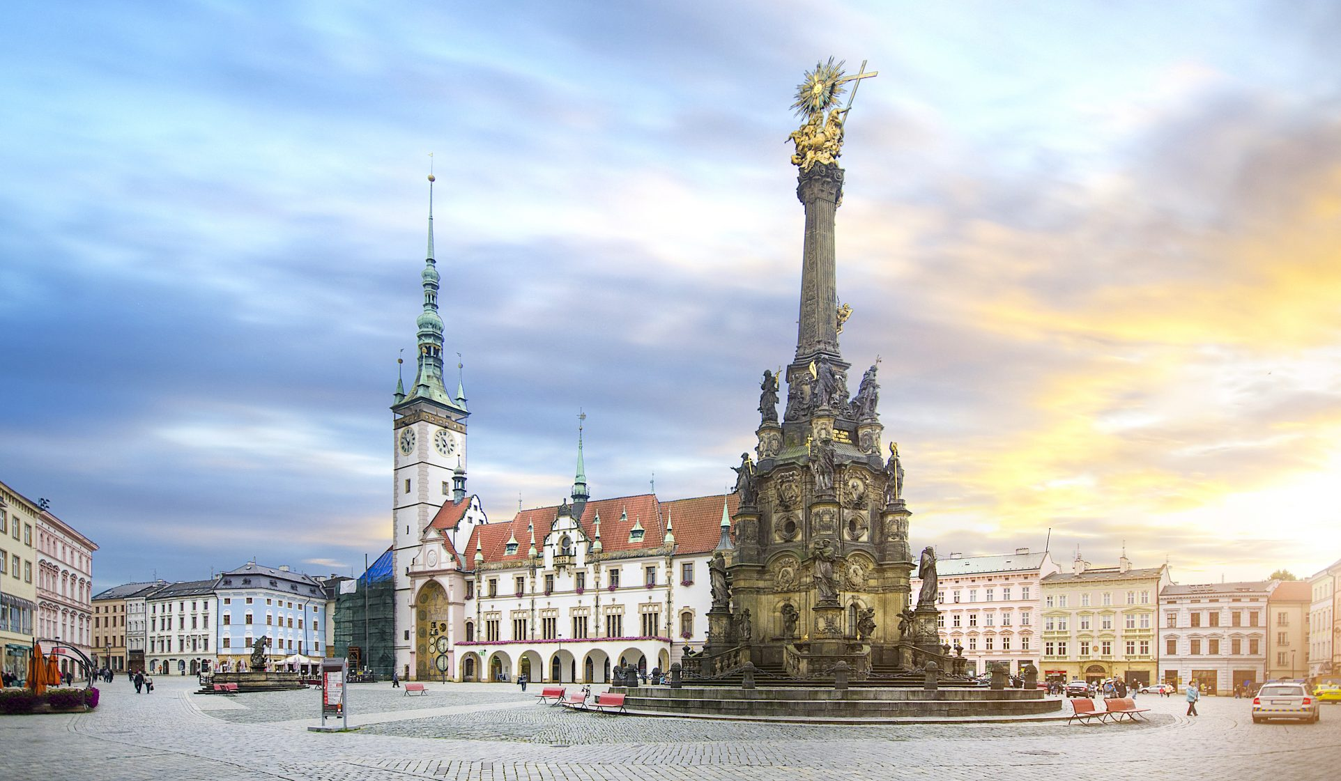 olomouc, czech republic, holy trinity, private tour, english speaking local