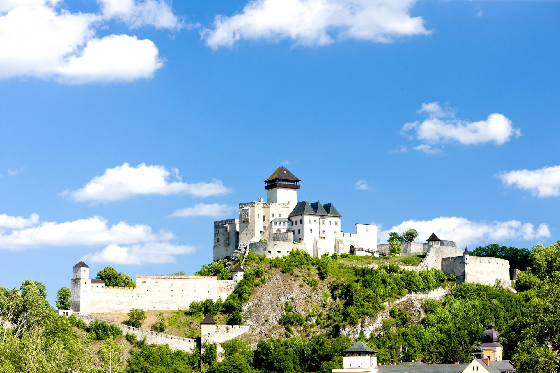 Trencin Castle, what to see in slovakia, history, private daytrip