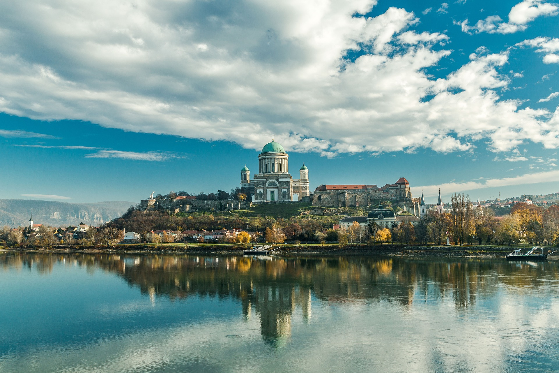 Esztergom basilica in Hungary is the best sight in this private transfer
