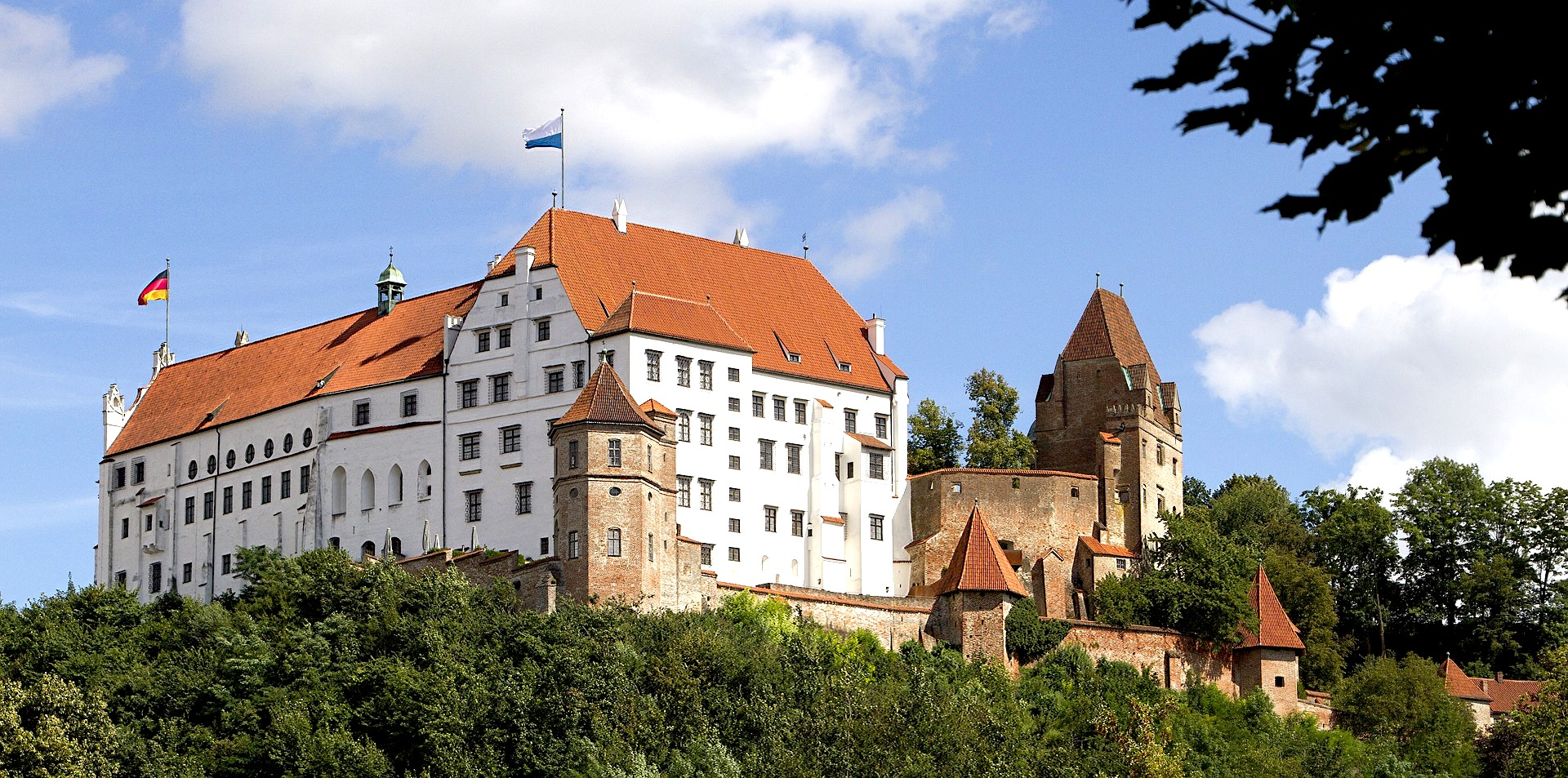 Trausnitz Castle, history trip, Sights in Germany, daytrip with local