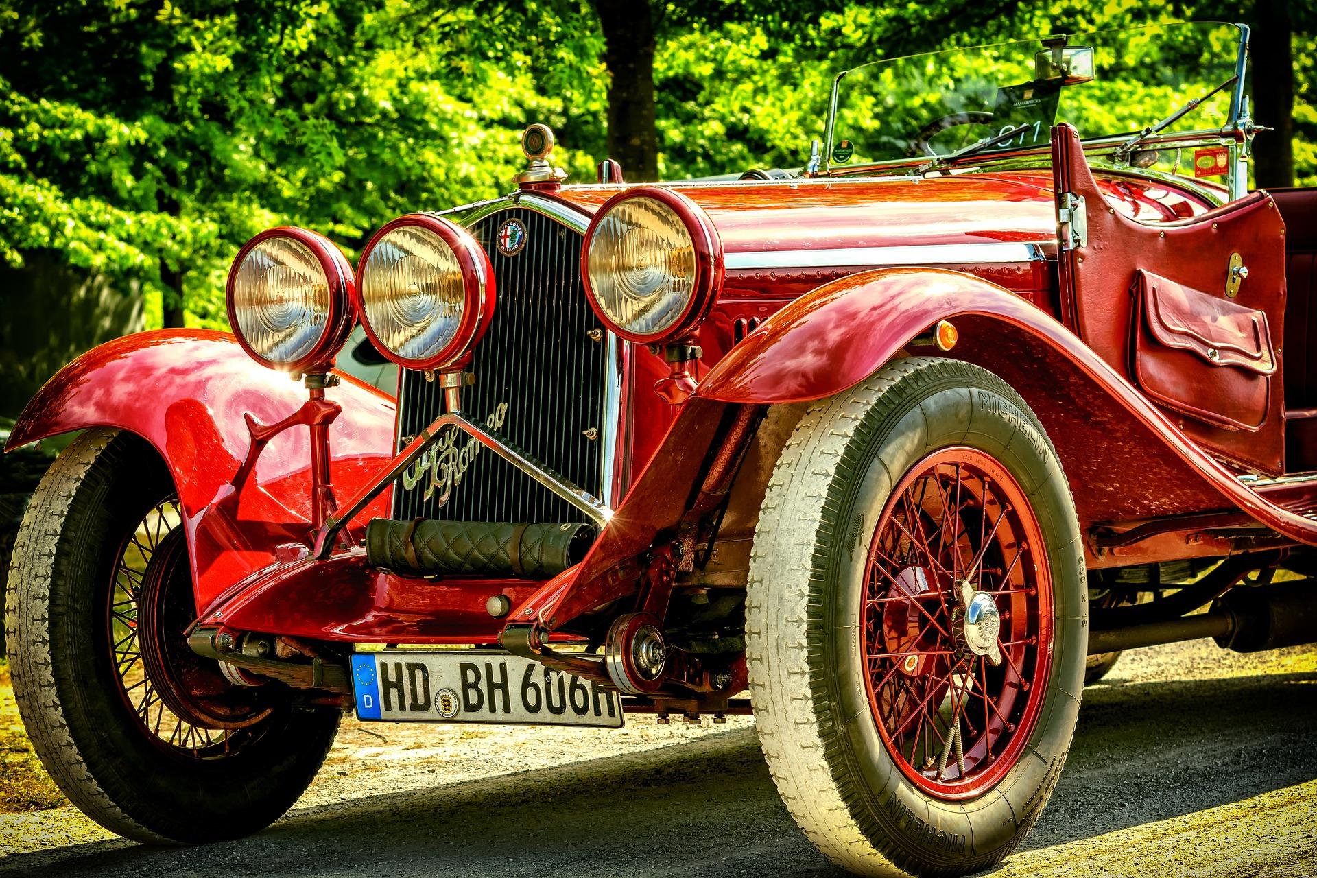 alfa romeo, historical car, museum history, Italy