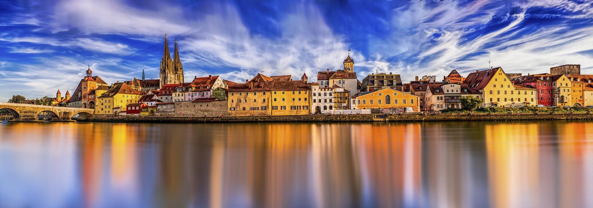 Regensburg, history trip, tour, German