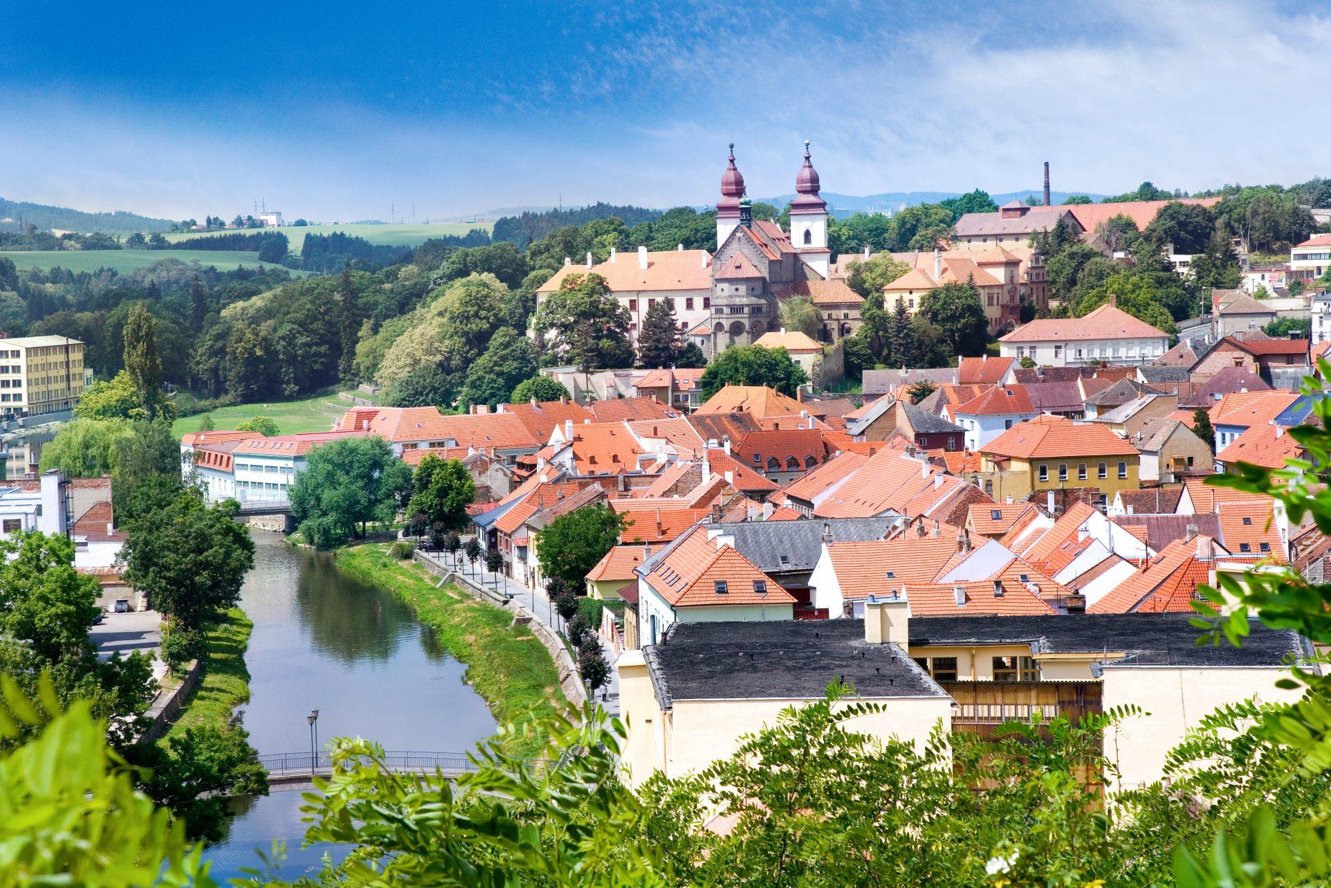 Trebic, Unesco, Jewish SIght, Czech Republic, english speaking driver